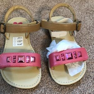 Girls sandals size7